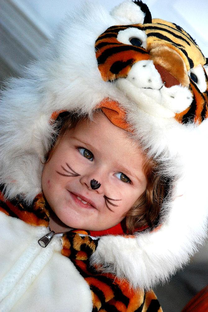 10 cap tigre