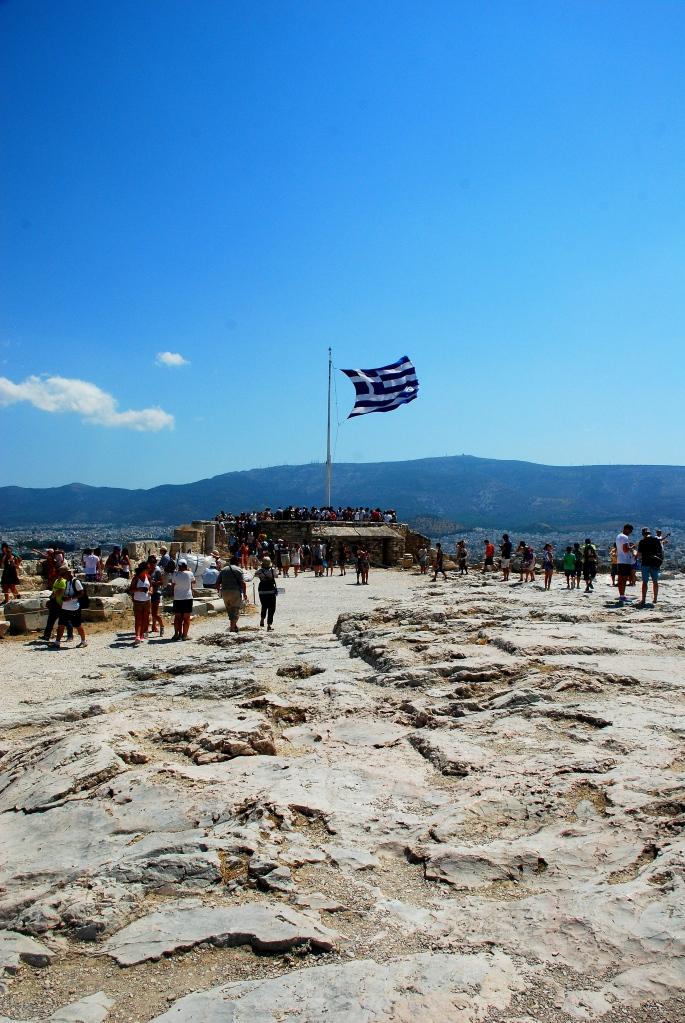 DSC_6744 drapeau des résistants grecs