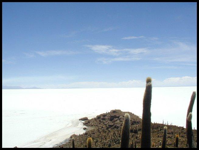 019 depuis l'île du Pescado cadre