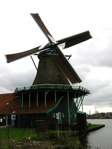 083 moulins Zaanse schan
