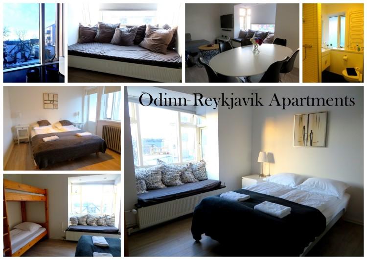 odinn reykjavik apartments