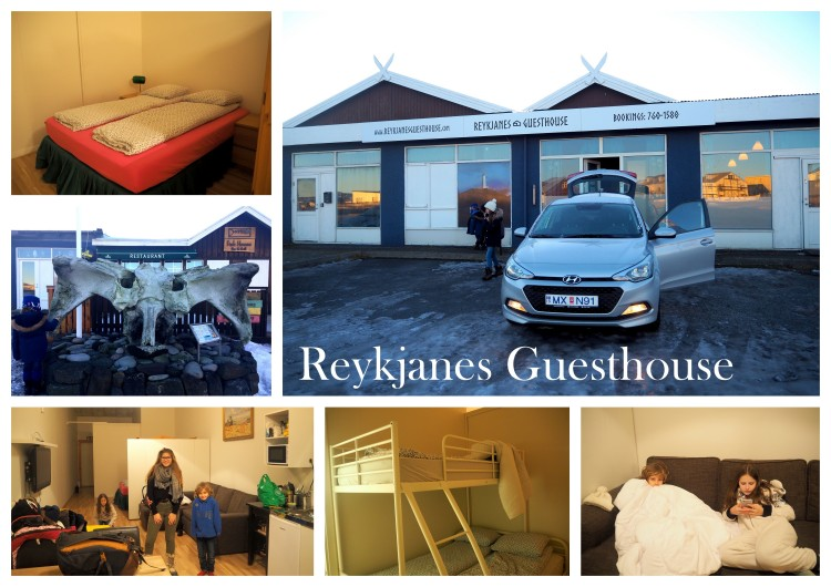 reykjanes guesthouse